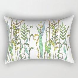 Summer Grass Rectangular Pillow