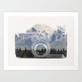 Inner Immensity Art Print