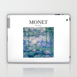 Monet - Water Lilies Laptop & iPad Skin