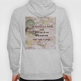 travel quote Hoody