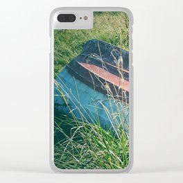 Forgotten Clear iPhone Case