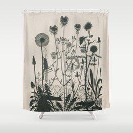 Nouveau Nature Shower Curtain