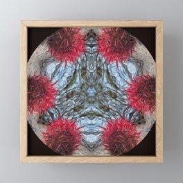 Ebb Framed Mini Art Print