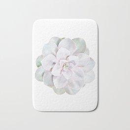 Echeveria perle von nürnberg Bath Mat