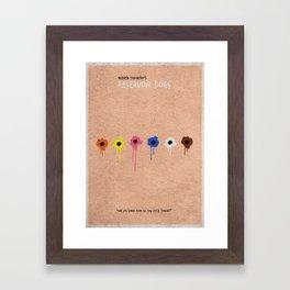 Reservoir Dogs 2 Framed Art Print