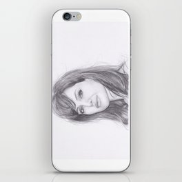 Angelina Jolie iPhone Skin