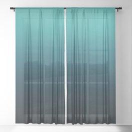Underwater Sheer Curtain