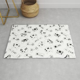 The world of controls Rug