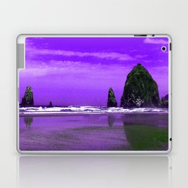 Oregon Coast Abstract Laptop & iPad Skin