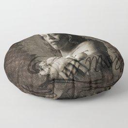 La Mort  Floor Pillow