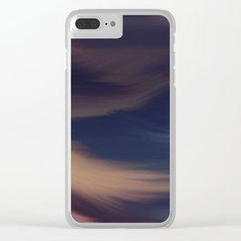 My thoughts , my dreams .... Clear iPhone Case
