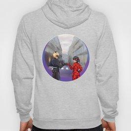 Ladybug & Chat Noir Hoody