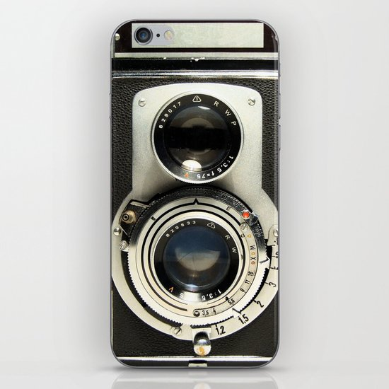 Vintage Camera iPhone & iPod Skin