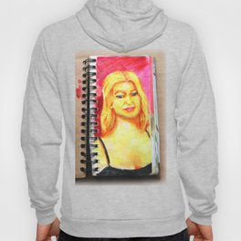 Euro Blonde from A Sketchbook Hoody