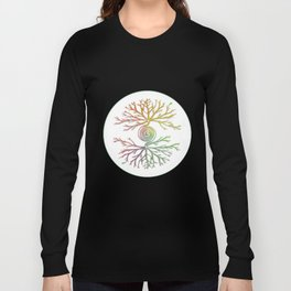 Tree of Life in Balance Long Sleeve T-shirt