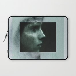 Man to Leaves One. Laptop Sleeve
