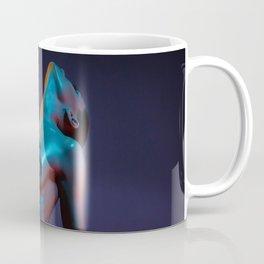 Nude Woman Bathed in Light Coffee Mug