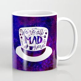 Alice In Wonderland - Mad Hatter Coffee Mug