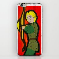 dungeons and dragons iPhone & iPod Skins featuring DUNGEONS & DRAGONS - HANK by Zorio