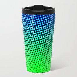 80's grade blue Travel Mug