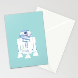 #92 R2D2 Stationery Cards