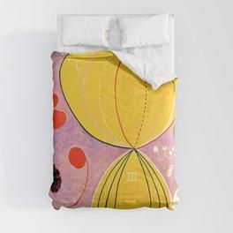 Hilma af Klint - The Ten Biggest, No.7 - Digital Remastered Edition Comforters