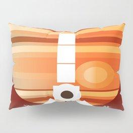 Juno - Mission to Jupiter Space art Pillow Sham