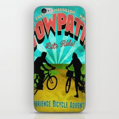 Canal Fulton Massillon Navarre Towpath Bicycle Adventure iPhone & iPod Skin