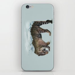 Bowing Tiger iPhone Skin