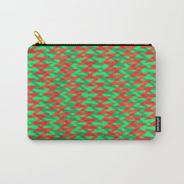 Zigzag Carry-All Pouch
