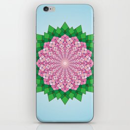 Spring Pink iPhone Skin