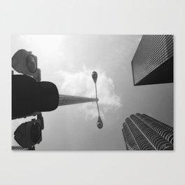 Urban Smile Canvas Print