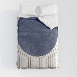 Blue Sun Comforters