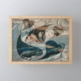 Silvanus Framed Mini Art Print
