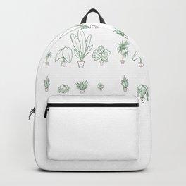 Plants family 1  Backpack
