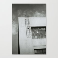 Ladder to Nowhere Canvas Print