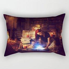 Stories Mystic Scene  Rectangular Pillow