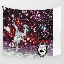 BBoy Rebels x Nyc Blizzard 2016 Wall Tapestry