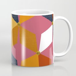 KALEIDOSCOPE 02 #HARLEQUIN Coffee Mug