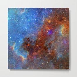 Galaxy, universe, universe, nebula, stars Metal Print