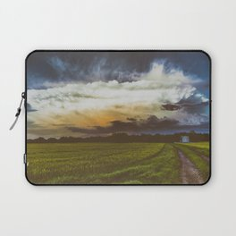 BURST AND BLOOM Laptop Sleeve