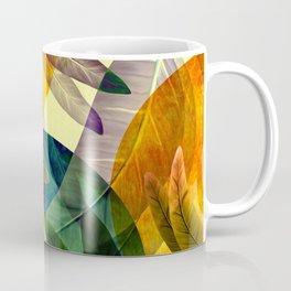 """Retro Tropical Tiki Fantasy"" Coffee Mug"