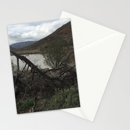 Lake Hodges in Escondido California Stationery Cards