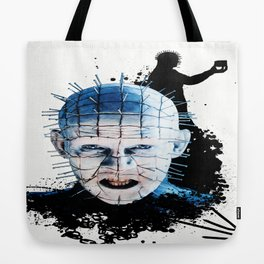 Pinhead: Monster Madness Series  Tote Bag