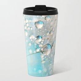 Sparkle in Blue Travel Mug