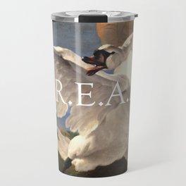 C.R.E.AM. Travel Mug
