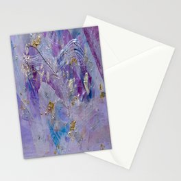 Silver Cloud Stationery Cards