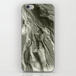 Sand Lines #1 iPhone Skin