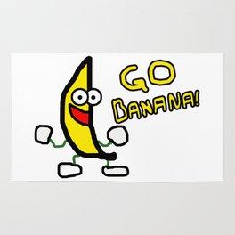 GO BANANA! Rug