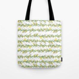 Manx flora - gorse Tote Bag